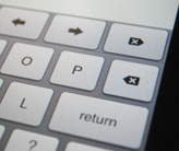 iPad Arrow Keys
